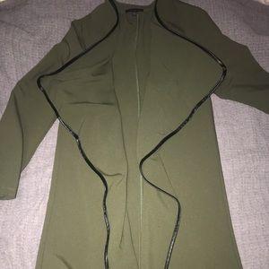 Long thin jacket